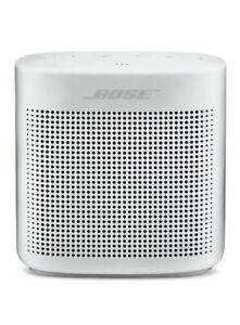 Bose SoundLink Color II Polar White Bluetooth Speaker Factory Renewed!!!