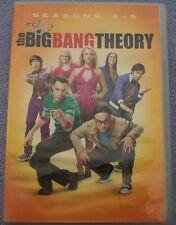 THE BIG BANG THEORY Seasons 4 - 5 Series Season USA TV SERIES Comedy Sci-Fi