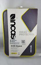 Incase ICON Sleeve iPad mini mini 2 mini 3 with Retina CL60523 -Gray & Green-NEW