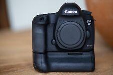 Canon EOS 5D Mark III 22.3MP Digital SLR Camera (Body Only) w/ Battery Grip