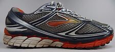 Brooks Ghost 5 Men's Running Shoes Size US 12 M (D) EU 46 Gray 1101491D487