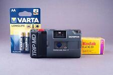 Olympus Trip MD 35mm Point & Shoot Film Camera