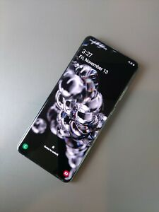 Samsung Galaxy S20 Ultra 5G G988N 256GB - Black, SingleSim *Excellent Condition*