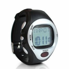 Pulse Heart Rate Monitor Exercise Calorie Counter Fitness Health Wrist Watch BPM