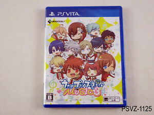 New Uta no Prince Sama Music 3 Japanese Import PS Vita PSVita JP Japan US Seller