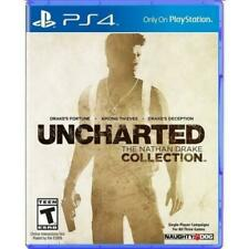 Uncharted The Nathan Drake Collection ( PlayStation 4 / PS4 ) Brand New