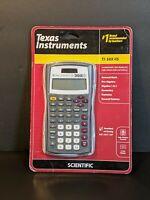 Texas Instruments TI-30X IIS Scientific Calculator Solar/Battery/w Slide Cover.
