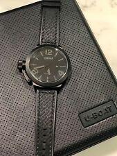 U-Boat Classico Automatic Black Carbon Fiber Dial Men's Watch 53mm
