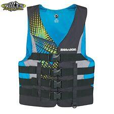 285876 Men's Sea-Doo Motion PFD Life Jacket, Sizes M - 4XL