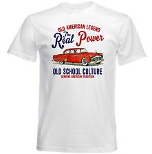 AUTO D'EPOCA AMERICANA Packard Patrician-Nuovo T-shirt di cotone