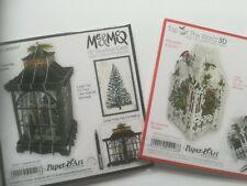 """Englische Designerkarten von Two Bad Mice Jeram A Set /""""Happy animals/"""""""
