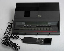 DICTAPHONE VOICE PROCESSOR / TRANSCRIBER MACHINE