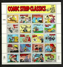 Comic Strip Classics-the USPS Sheet  #3000a