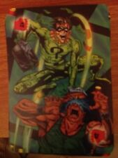 DC Overpower Fighting Level 4 Power Card Riddler X2 NrMint-Mint Card