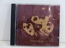 CD ALBUM TETES RAIDES Not dead but bien raides 3984 24731 5