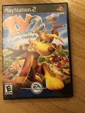 Ty the Tasmanian Tiger 2 Bush Rescue PlayStation 2 Complete