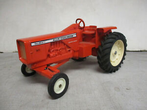 Fully Restored (1969) Allis Chalmers Model 190XT Toy Tractor, 1/16 Scale
