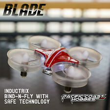 Blade Inductrix BNF Bind-N-Fly Micro Quadcopter No Radio BLH8780