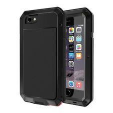 Waterproof Shockproof Aluminium Gorilla Glass Metal Cover Case For Apple iPhone