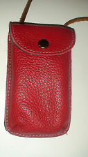 """ROOTS  CELL PHONE WALLET CADDY - FREE WITH THE """" RED RIDINGHOOD"""" LISTING"""