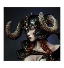 Kabuki Studio Ky-ra 1/6th Busto Modelo Kit Sin Pintar Resina