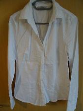 H&M Hüftlang Damenblusen,-Tops & -Shirts mit Rundhals für Freizeit