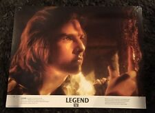 LEGEND 8 English LCs '86 Tom Cruise, Mia Sara, Ridley Scott,