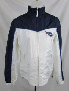 Tennessee Titans NFL G-III Women's Full-Zip Lightweight Windbreaker Jacket