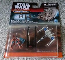STAR WARS 2015 MICRO MACHINES DESERT INVASION SET