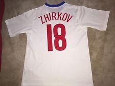Nike Russia 06/08 Away Zhirkov Match Worn Jersey, Shirt, Size Large, Arshavin