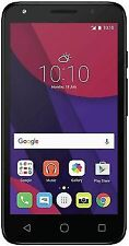 "Boxed Alcatel Pixi 4 5045x Black Unlocked 5.0"" 4g LTE Android"
