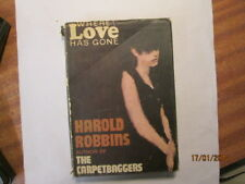 Good - Where Love Has Gone - Robbins, Harold 1964-12-01 Foxing/tanning to edges