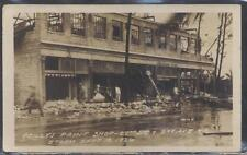 RP Postcard MIAMI Florida/FL Reilly's Paint Store Hurricane Disaster Damage 1929