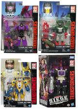Transformers Titans Return Wolfwire, Mindwipe, Skullsmasher Siege Apeface