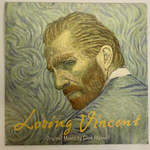 LOVING VINCENT ORIGINAL SOUNDTRACK – CLINT MANSELL YELLOW VINYL LP (NEW/SEALED)
