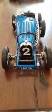 Modellino Auto d'epoca Burago: BUGATTI TYPE 59 1:18 - numeri da gara, come nuova