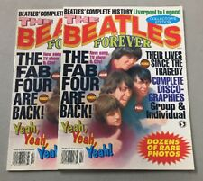 Rare The Beatles Forever Collector's Edition Magazine The Complete History