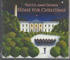 The U.S. Army Chorus ~ HOME FOR CHRISTMAS (CD, 2010, 22 Songs) - NEW