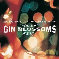 GIN BLOSSOMS CONGRATULATIONS I'M SORRY [LP] NEW VINYL RECORD