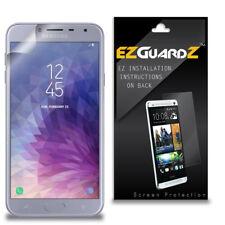 4X EZguardz New Screen Protector Cover HD 4X For Samsung Galaxy J4