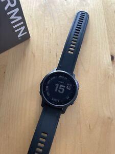 Garmin Fenix 6S Pro Premium Multisport Watch Smartwatch 42mm OVP 010-02159-1