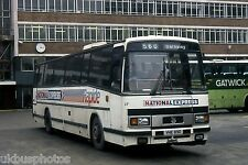 Yorkshire Traction No.57 Victoria Coach Station 1986 Bus Photo