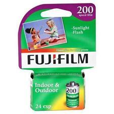 FujiFilm supera Xtra 800 Speed 24 Exposure Color Film exp 2006