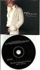 GLORIA ESTEFAN Out of Nowhere Made in EUROPE PROMO DJ CD Single 2001 SAMPCS 9695
