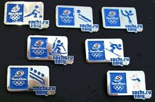 SOCHI 2014 Olympic South Korea NOC Sports team delegation pin rare ONE PIN