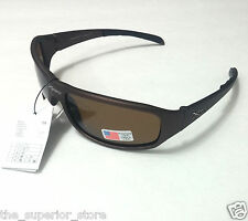 Xsportz XS51 Polarized Brown Sport Sunglasses Men Sunglasses Brown Lens