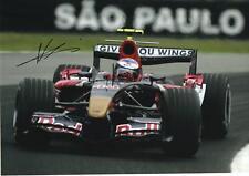 Neel Jani (AUT) Scuderia Torro Rosso  Formula One Testing