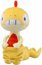 Takaratomy Pokemon Best Wishes Pokedoll Plush Doll Takara Tomy - Zuruggu/Scraggy