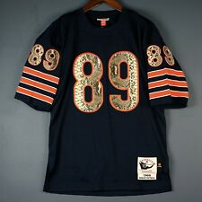100% Authentic Mike Ditka Bears Mitchell Ness Jersey 40 M - Python Skin just don