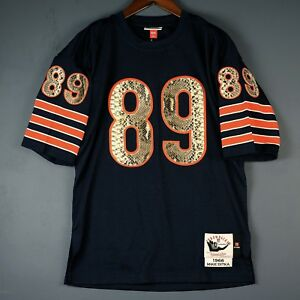 100% Authentic Mike Ditka Bears 1966 Mitchell Ness Jersey 40 M - Eric Emanuel